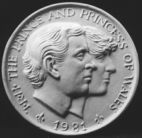 1981/2 A Royal Wedding Medallion