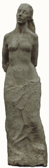 1956/3 Mourning Figure