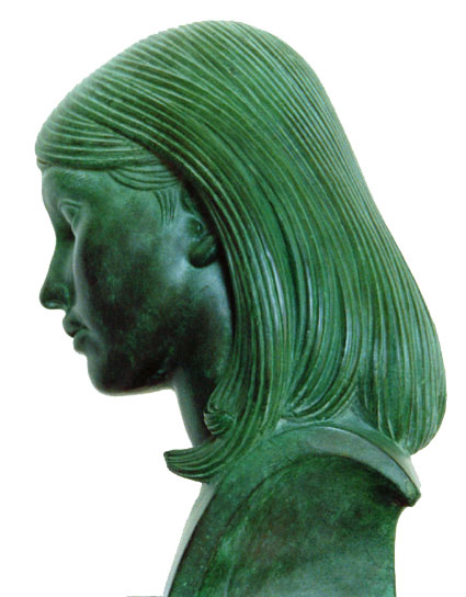 1938/1 Head of a Young Girl