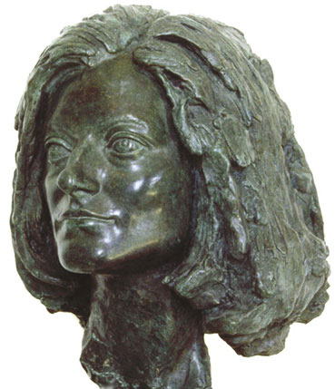 1968/3 Head of Bernadette