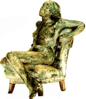 1982/5 Seated Woman