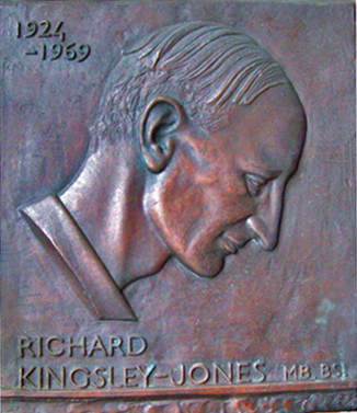1970/6 Richard Kingsley-Jones
